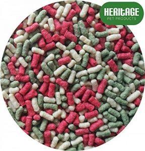 Bâtons de variété d'étang flottants 15L sac de nourriture pour koï et poissons rouges 15 litres de nourriture, par HERITAGE de la marque Heritage image 0 produit