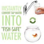 Conditionneur d'eau d'aquarium pour les réservoirs de poissons - La formule tout-en-un pour l'aquarium - élimine l'ammoniaque, le nitrite, le chlore, les chloramines et les métaux lourds - ajoute les électrolytes et une couche synthétique image 2 produit