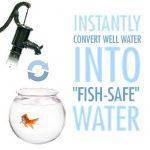 Conditionneur d'eau d'aquarium pour les réservoirs de poissons - La formule tout-en-un pour l'aquarium - élimine l'ammoniaque, le nitrite, le chlore, les chloramines et les métaux lourds - ajoute les électrolytes et une couche synthétique image 3 produit