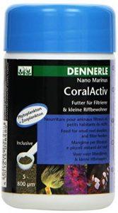 Dennerle - Nano Marinus CoralActive - Nourriture pour animaux filtreurs - 2 x 100 g de la marque Dennerle image 0 produit