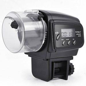 DIGIFLEX Distributeur automatique de nourriturepour aquariums avec une minuterie d'affichage LCD et un anti colmateur de la marque Digiflex image 0 produit