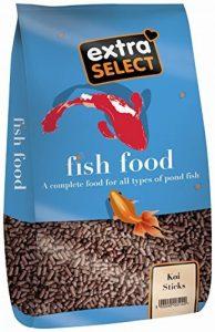 Extra Select - Koi Sticks - Nourriture pour poisson - 10 kg de la marque Extra Select image 0 produit