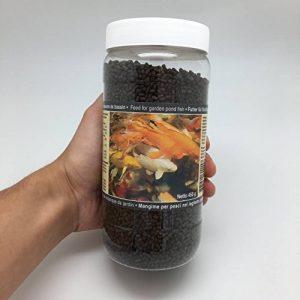 Le meilleur comparatif : Nourriture poisson bassin exterieur TOP 4 image 0 produit
