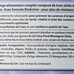 Le meilleur comparatif : Nourriture poisson bassin exterieur TOP 5 image 4 produit
