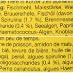Sera - Granugreen 1L Granulés Riches En Fibres Pour Les Cichlidés de la marque marque+generique image 5 produit