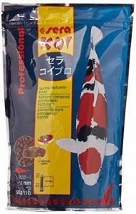 Sera - Koi Professional - Nourriture printemps/automne pour poissons - Carpes koï - 1 x 500 g de la marque SERA image 0 produit