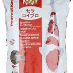 Sera - Koi Professional - Nourriture spécial couleurs pour poissons - Carpes koï - À base de spiruline - 1 x 2.2 kg de la marque SERA image 6 produit