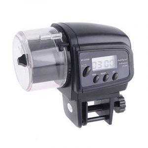 Sonline Dispositif d'alimentation d'aquarium Noir de la marque SODIAL(R) image 0 produit