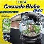 TETRA Cascade Globe Noire - Aquarium pour Poisson Combattant ou Poisson Rouge - 6,8L de la marque Tetra image 4 produit
