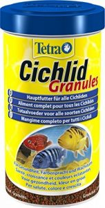 TETRA Cichlid Granules - Aliment Complet pour cichlidés de Taille Moyenne - 500ml de la marque Tetra image 0 produit