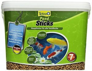 Tetra Nourriture pour Poissons Pond Sticks 7 L de la marque Tetra image 0 produit