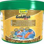 TETRA Pond Goldfish Mix - Aliment Complet pour Poisson Rouge de Bassin de Jardin - 10L de la marque Tetra image 1 produit
