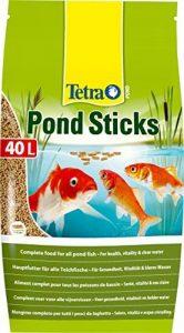 TETRA Pond Sticks - Aliment complet en sticks pour poisson de bassin - 40L de la marque Tetra image 0 produit