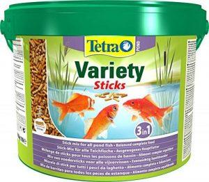Tetra Pond Variété Sticks 10 L de la marque Tetra image 0 produit