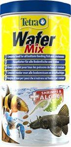 TETRA Wafer Mix - Aliment Complet pour Poisson de Fond et Crustacé - 1L de la marque Tetra image 0 produit
