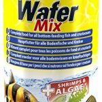 TETRA Wafer Mix - Aliment Complet pour Poisson de Fond et Crustacé - 1L de la marque Tetra image 1 produit