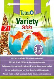 Tetrapond variété Sticks de la marque Tetra image 0 produit