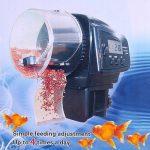 TIMETOP Alimentateur Nourrice automatique numérique pour les poissons LED minuteur de la marque Anself image 1 produit