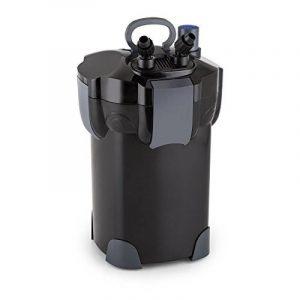 Waldbeck Clearflow 18UV • Filtre externe pour aquarium • Filtrage en 3 parties • Pour aquariums d'une capacité maximale de 400 litres • Moteur économique 18 watts • Filtres amovibles séparément • Jusqu'à 1000 litres d'eau filtrée par heure de image 0 produit